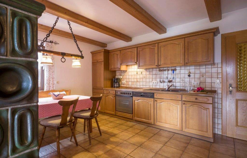 Ferienwohnung 10 - Küche