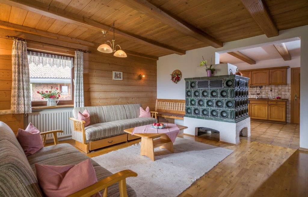 Ferienwohnung 10 - Wohnzimmer