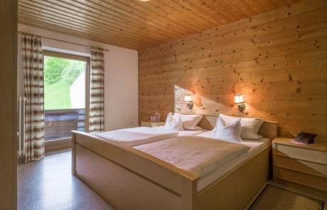 Ferienwohnung 5 - Schlafzimmer