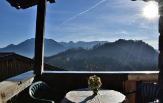 Ferienwohnung 1 Balkon