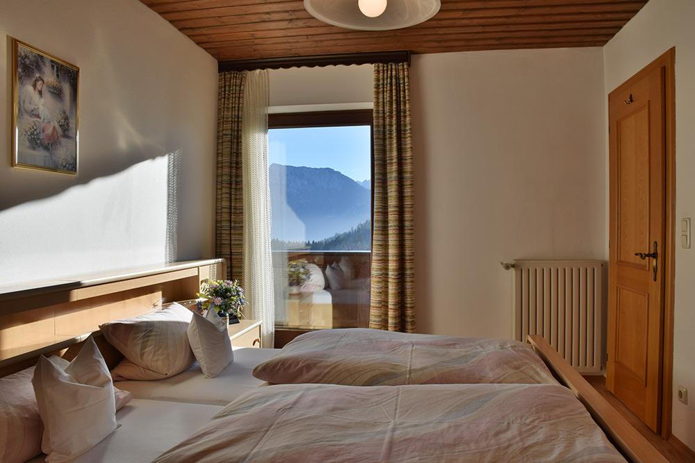 Ferienwohnung 10 - Schlafzimmer 1