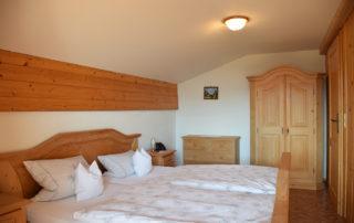 Ferienwohnung 2 - Schlafzimmer 1