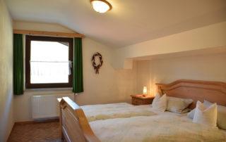 Ferienwohnung 2 - Schlafzimmer 2