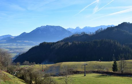 Ferienwohnung Luegsteinsee - Panorama