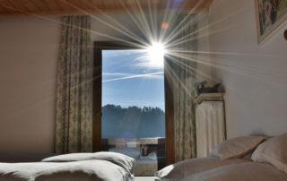 Ferienwohnung 3 - Schlafzimmer