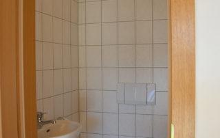 Ferienwohnung 3 - WC