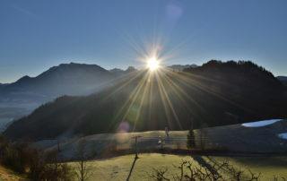 Ferienwohnung 4 - Sonnenaufgang