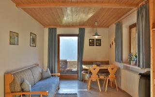 Ferienwohnung 4 - Wohnzimmer