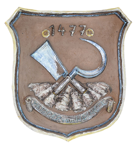 Metzger Wappen Hocheck