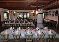 Berggasthof Hocheck - Restaurant